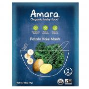 Amara Potato and Kale Mash Organic Baby Food First Stage