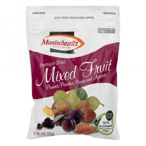 Manischewitz Dried Mixed Fruit