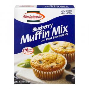 Manischewitz Blueberry Muffin Mix