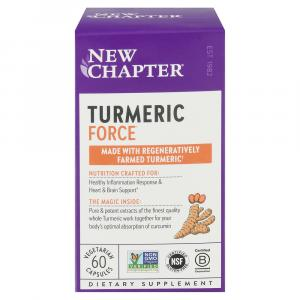 New Chapter Turmeric Force Dietary Supplement
