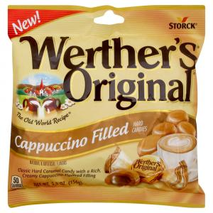 Werther's Original Cappuccino Filled Hard Candies