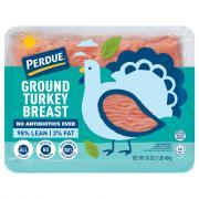 Perdue No Antibiotics Ever Ground Turkey Breast