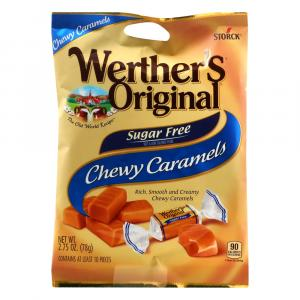 Werther's Original Sugar Free Chew Caramels