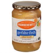 Manischewitz Jellied Gefilte Fish