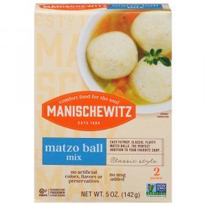 Manischewitz Matzo Ball Mix