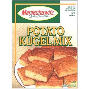 Manischewitz Potato Kugel