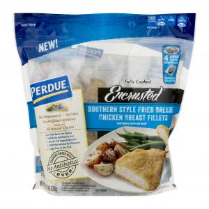 Perdue Encrusted Southern Fried Chicken Breast Fillets