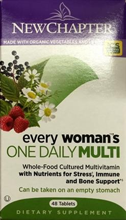 New Chapter Zyflamend Wholebody Dietary Supplement