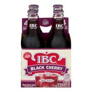 IBC Black Cherry Soda