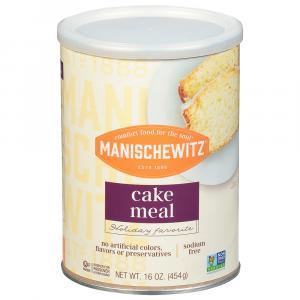 Manischewitz Cake Meal Canister