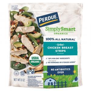 Perdue Harvestland Organic Grilled Chicken Breast Strips