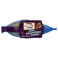 Manischewitz Milk Chocolate Candy Coins