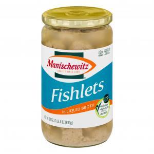 Manischewitz Fishlet O'Dourves