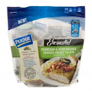 Perdue Encrusted Parmesan & Herb Chicken Breast Fillets