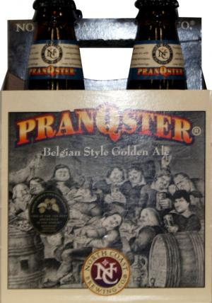Panqster Belgian Style Golden Ale
