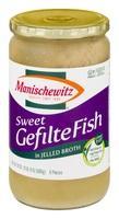 Manischewitz Sweet Gefilte Fish