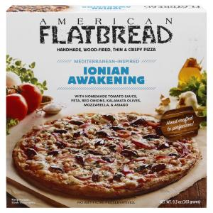 American Flatbread Ionian Awakening Pizza