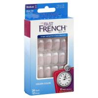 Kiss Broadway Fast French American Nail Kit