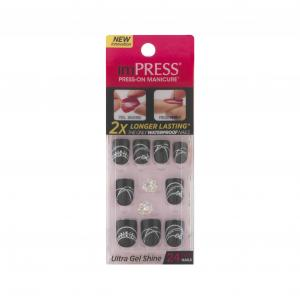 Impress Press-On Manicure Dancing Queen