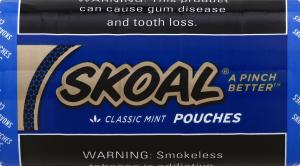 Skoal Mint Pouch Chewing Tobacco