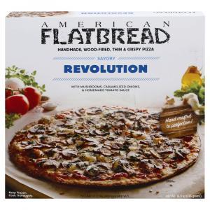 American Flatbread Revolution Pizza