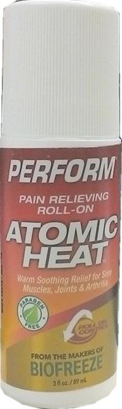 Perform Atomic Heat Roll-on