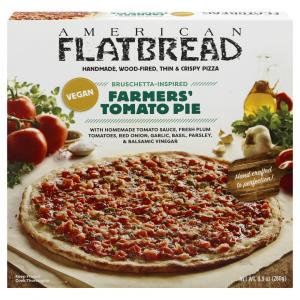 American Flatbread Vegan Farmers' Tomato Pie Pizza