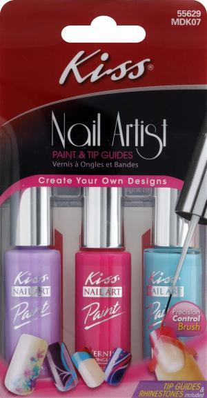 KISS Nail Artist Mani Dali Kit