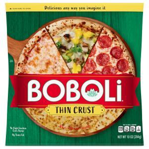 "Boboli 12"" Thin Crust Pizza Crust"