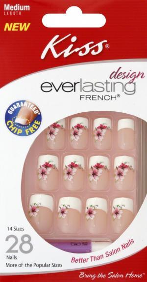 KISS Everlast French Nail Kit Wedding