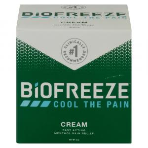 Biofreeze Cool The Pain Relief Cream