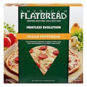 American Flatbread Vegan Pepperoni Pizza