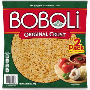 "Boboli 12"" Pizza Crusts"