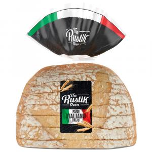 The Rustik Oven Artisan White Bread