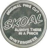 Skoal Fine Cut Wintergreen Tobacco