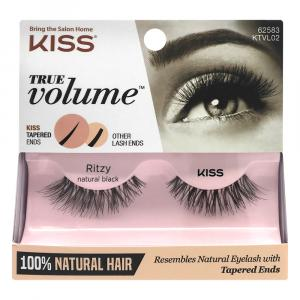 KISS Lashes True Volume Risky Natural Black