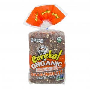 Eureka! Saaa-Wheat! Organic Bread