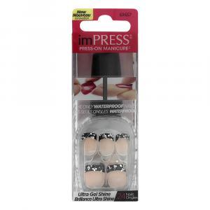 Impress Press-On Manicure Glitz & Glamour