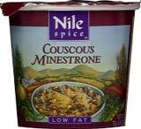 Nile Spice Couscous Minestrone Soup Cup
