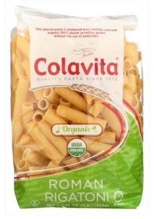 Colavita Organic Roman Rigatoni