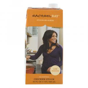 Rachael Ray Stock In A Box Low Sodium Chicken Stock