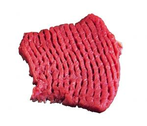 Veal Cube Steaks Vacuum Seal Pack