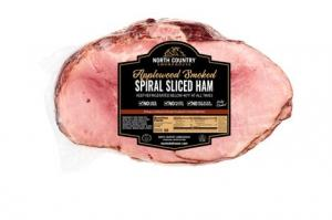 North Country Applewood Smoked Spiral Sliced Half Ham