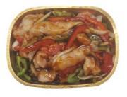 Handcrafted Garlic Teriyaki Chicken Stir Fry