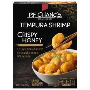 P.F. Chang's Tempura Shrimp Crispy Honey