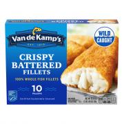 Van de Kamp's Crispy Fish Fillets