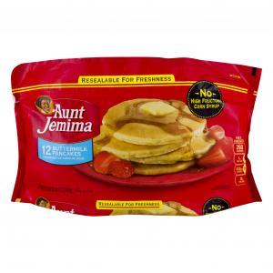 Aunt Jemima Buttermilk Pancakes