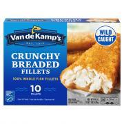 Van de Kamp's Crunchy Fillets