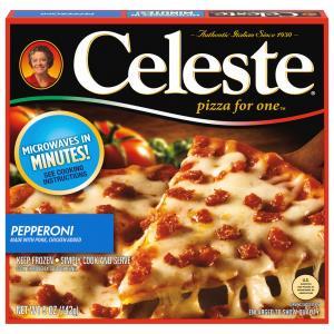 Celeste Pepperoni Pizza