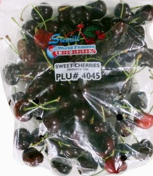Organic Bag Cherries